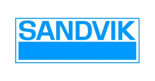 Logo: Sandvik Mining and Rock Tehnnology